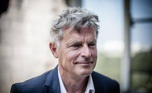 Fabien Roussel à Paris, le 24 août.
