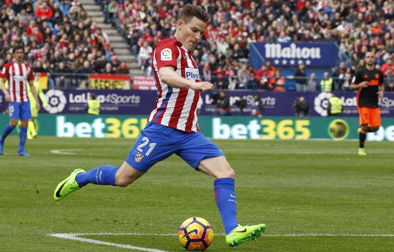Ligue des champions : Griezmann donne un léger avantage à l'Atletico Madrid