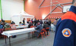 Le gymnase Emile-Morice a été ouvert. (illustration)