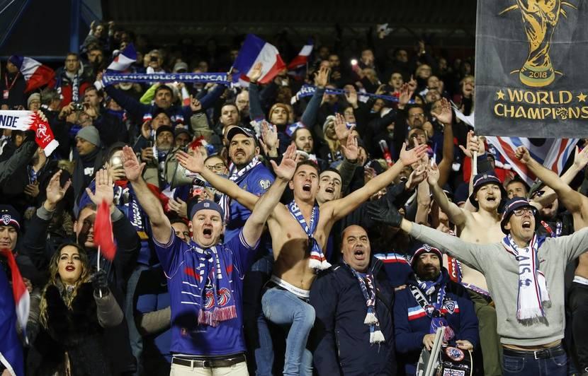 Euro 2020: Les places réservées aux supporters des Bleus pour les matchs de poule déjà épuisées