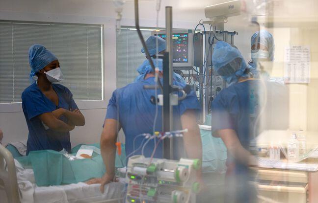 Coronavirus: Plus de 3.000 malades en réanimation