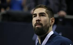 Nikola Karabatic devrait réintégrer le groupe France à l'occasion du match contre la Russie, le 17 janvier 2019.