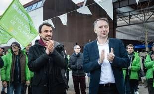 Parfaitement inconnus en politique, Grégory Doucet et Bruno Bernard incarnent une nouvelle vague de l'écologie française.