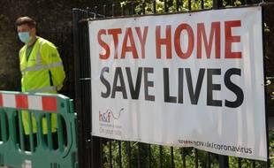 Le coronavirus continue de toucher le Royaume-Uni