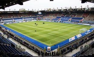 Le stade de la Meinau peut actuellement accueillir 26.000 spectateurs.