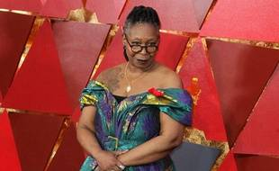 L'actrice Whoopi Goldberg