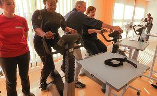 Le Dr Alexandre Feltz plaide pour le maintien de l'accès à l'activité physique en temps de Covid.