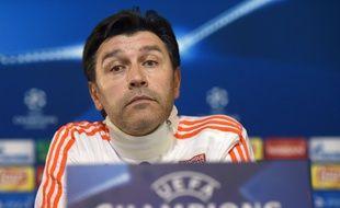 Hubert Fournier souhaite que son équipe reproduise sa performance du match contre Saint-Etienne.