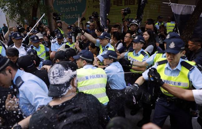 Hong Kong: Sécurité renforcée pour le 70e anniversaire de la Chine populaire