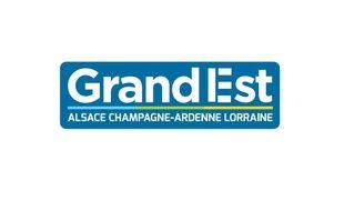 L'identité visuelle de la région Grand Est a été dévoilé dimanche à la Foire de Châlons-en-Champagne.
