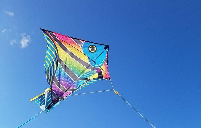 Vacances d'été: Envoyez-nous vos plus belles photos de cerfs-volants