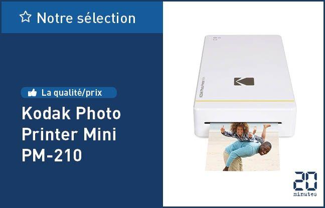 Photo Printer Mini PM-210, de Kodak