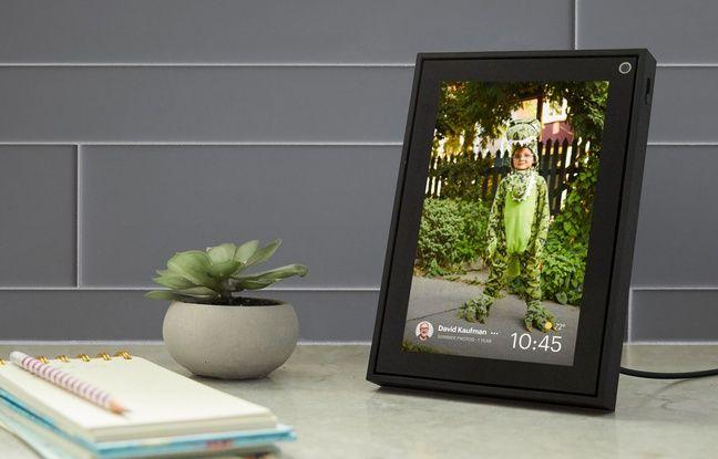 Portal peut être utilisé en mode Portrait ou Paysage.