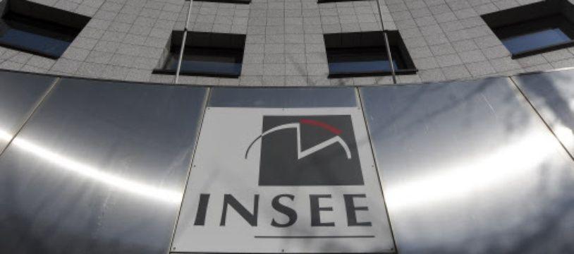 Le siège de l'Insee, l'Institut national des statistiques et des études économiques. (illustration)