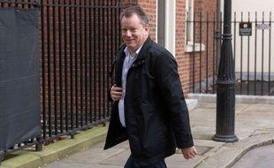 David Frost, le négociateur britannique sur le Brexit.