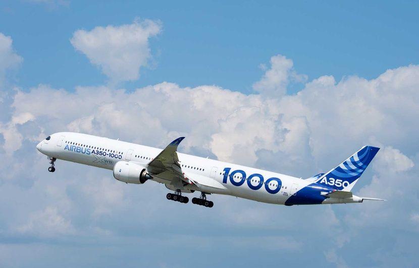 Airbus réussit le premier décollage automatique d'un de ses avions (sans les mains)