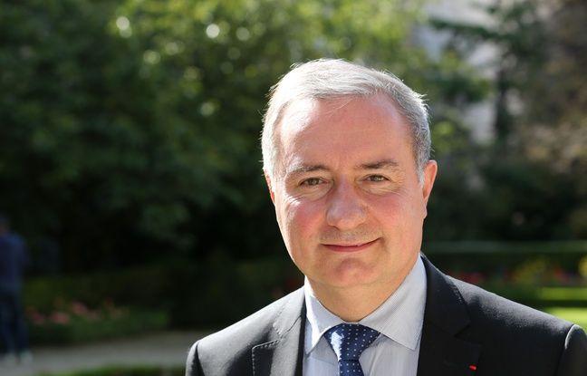 Le maire de Toulouse, Jean-Luc Moudenc (LR).