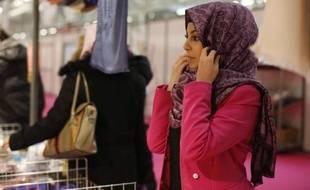 Le hijab ne recouvre que les cheveux d'une femme.