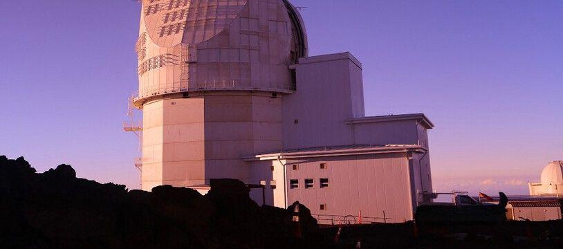Image d'illustration d'un télescope.