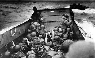 Le 6 juin 1944, les Alliés débarquent sur les plages de Normandie