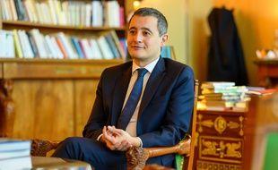 Gérald Darmanin est le ministre de l'Action et des Comptes publics depuis mai 2017 (archives).