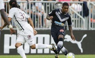 Malcom devrait jouer son dernier match sous le maillot des Girondins à Metz.