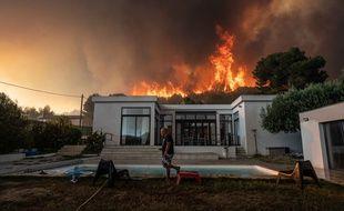 L'incendie de Martigues n'a pas fait de victime.