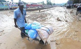 Les pluies torrentielles ont fait une dizaine de morts à Port-au-Prince