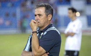 Michel Estevan, le 14 août 2010 à Avignon.