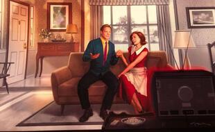 « WandaVision » est attendu sur Disney+ le 15 janvier.