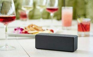 A consommer sans modération, le son le la SRS-X3 de Sony accompagnera votre été.