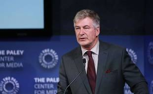 Alec Baldwin au déjeuner du Paley Center of Media, à New York, le 2 novembre.