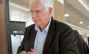 Jean-François Bergmann en Chat chez 20minutes, le 2 avril 2015.