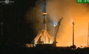 Le télescope européen Gaia a été lancé avec succès jeudi 19 décembre 2013