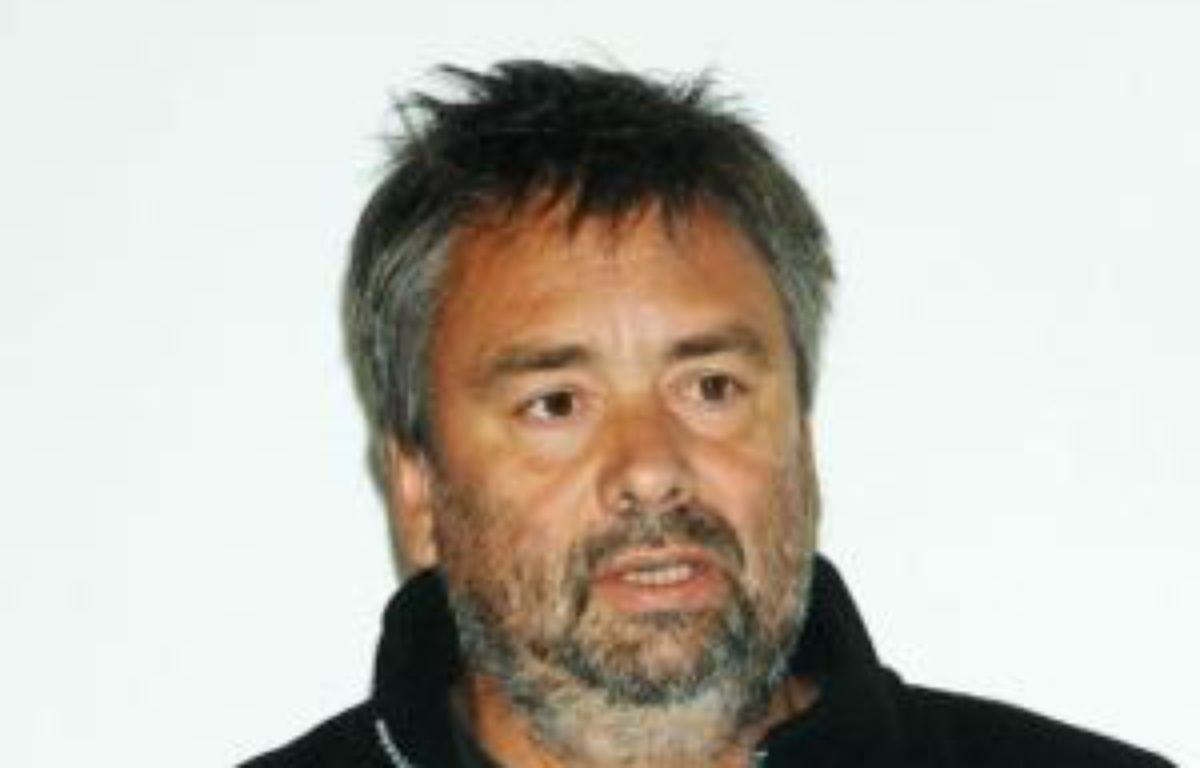 Luc Besson, en janvier 2008 – BENAROCH/SIPA