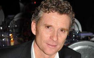 Denis Brogniart, présentateur de Koh-Lanta et journaliste sportif, le 28 janvier 2010.