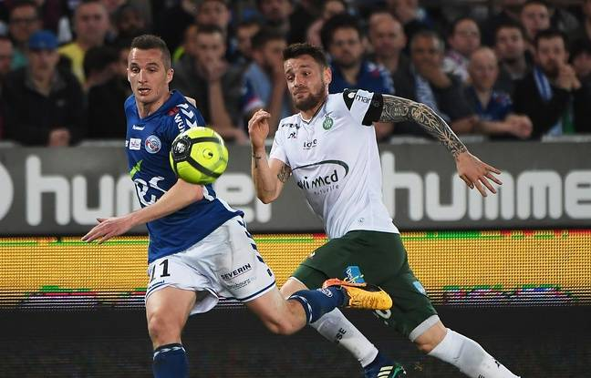 Ligue 1: Contre un gardien en feu, Strasbourg n'a pas su l'emporter contre Saint-Etienne (0-1)