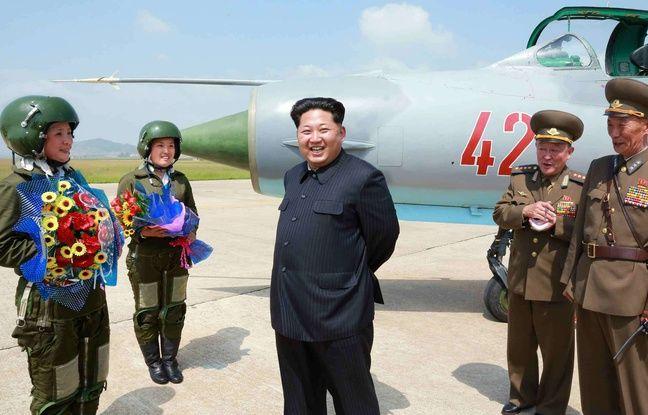 Kim Jong-un, le 22 juin 2015