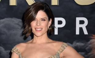L'actrice Neve Campbell