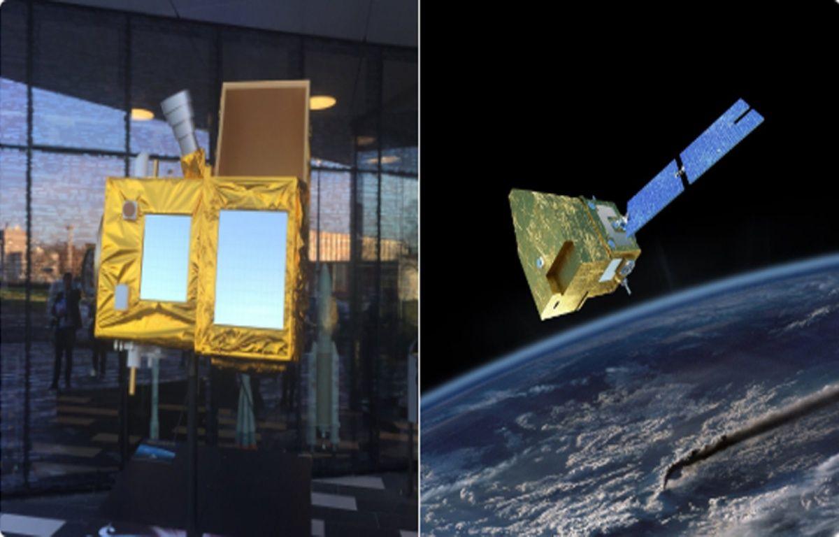 Le satellite Microcarb sera expédié dans l'espace en 2020. – @CNES