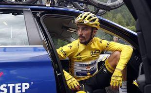 Julian Alaphilippe a réalisé un Tour de France exceptionnel