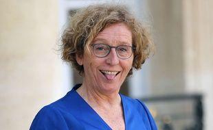 Muriel Pénicaud, ministre du Travail, le 30 mai 2018.