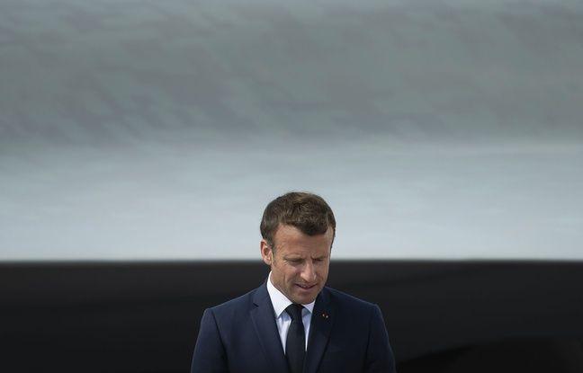 Mort du maire de Signes: Aux obsèques, Emmanuel Macron apporte son soutien aux élus locaux