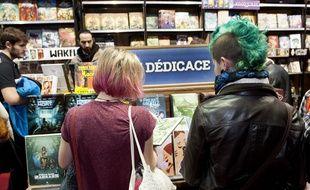 La bande dessinée plaît au 41e festival de la BD à Angoulême