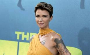 L'actrice Ruby Rose.