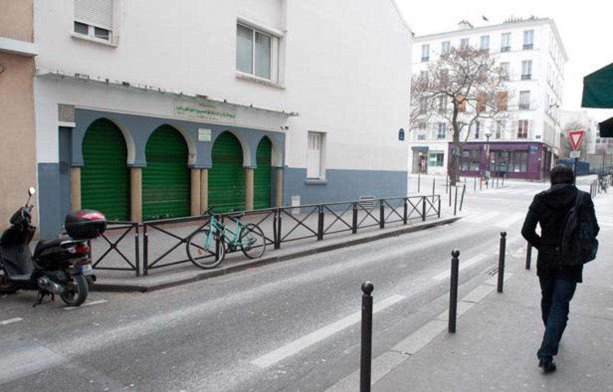 La mosquée Omar, rue Jean Pierre Timbaud à Paris. – A. GELEBART / 20 MINUTES