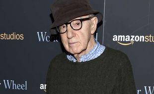 Le cinéaste américain Woody Allen, accusé d'abus sexuel par sa fille adoptive, assure pouvoir être une égérie du mouvement #Metoo.