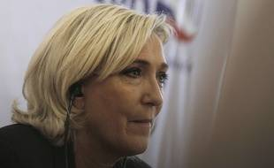 Marine Le Pen, présidente du Rassemblement national est favorable à ce qu'une personne naturalisée adopte un prénom français.