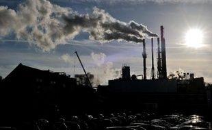 Les émissions de gaz à effet de serre (GES) dont principalement le dioxyde de carbone (CO2), ont diminué de 3,4% en 2012 aux Etats-Unis par rapport à 2011