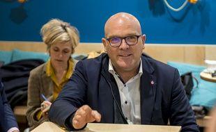 Bruno Bonnell, député LREM, à Lyon en novembre 2017.